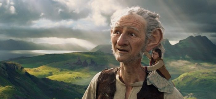 The BFG: Spielberg Brings Roald Dahl Classic to Life