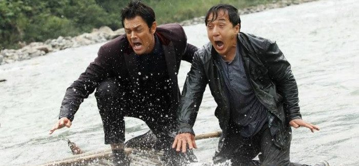 Skiptrace: Chan & Knoxville Star in Dull Buddy-Cop Flick