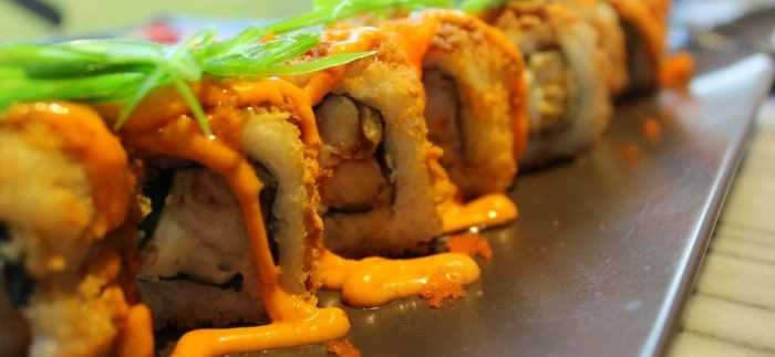 Mori Sushi & Grill: New Menu, New Flavours, Same Top Quality