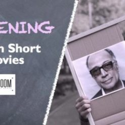 Syrian Short Movies Screening at Room Art Space