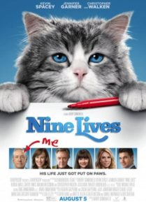 Nine Lives – Mr. Fuzzypants