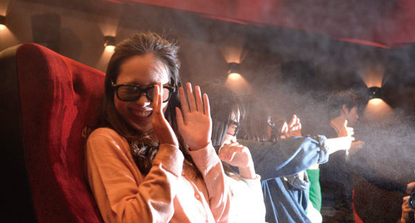MX4D in Egypt: Going to the Cinema Just Got a Whole Lot More Interesting…