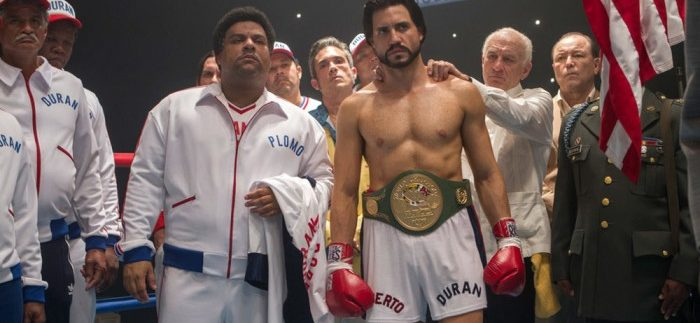 Hands of Stone: Scattered Biopic of One of Boxing's Greats