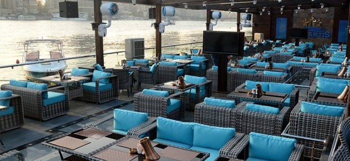 Atlantis: Step Aside Sequoia, There's a New Nile-Side Hotspot in Manial