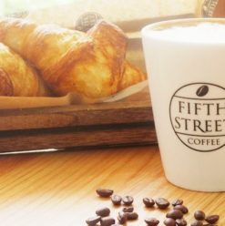 Fifth Street Coffee: Delicious Baked Goods at Cairo Festival City