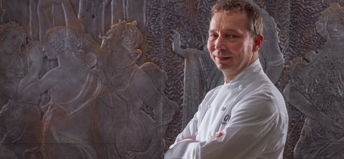 Oliver Glowig at The Nile Ritz-Carlton: Two Michelin-Star Chef Takes Over VIVO Kitchen with White Truffle Surprises