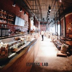 Espresso Lab: Gourmet Coffee House Let's You Customise to Your Heart's Desire