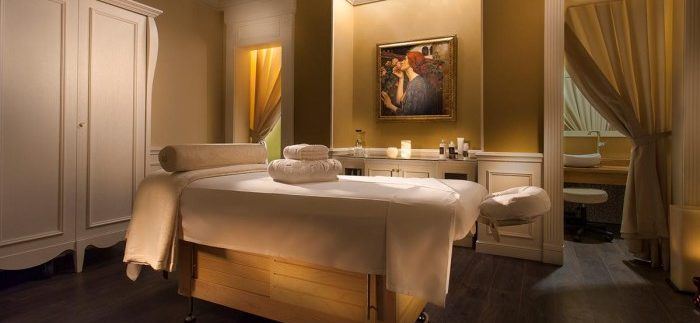 Peace at The Palace: The Royal Maxim Palace Kempinski's End of Year Spa Offers