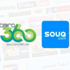 White Friday: Get a 100LE Discount on Souq.com with Cairo 360!