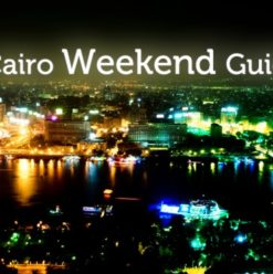 Cairo Weekend Guide: Thanksgiving in Cairo, DEO Christmas Bazaar, Live Music & More!