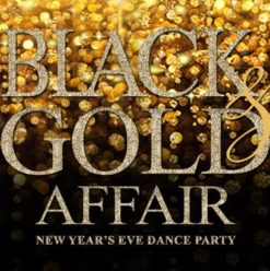 A Black & Gold Affair at Saigon Restaurant & Lounge