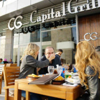 Capital Grill: Solid if Unspectacular Dining in Sheikh Zayed