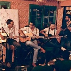 The Gypsy Jazz Project at Bab 18