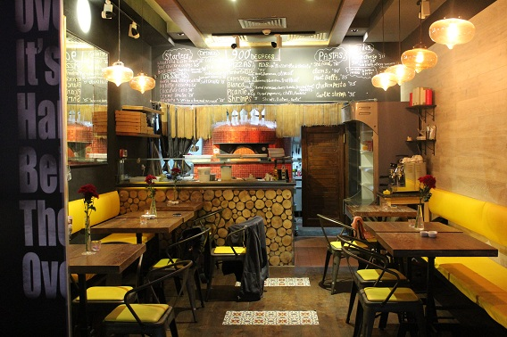 Degrees authentic neapolitan pizza in new cairo
