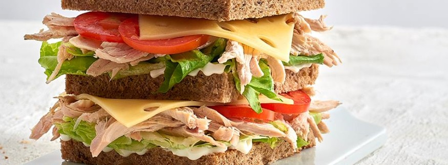 Stacked: Creative Club Sandwiches at Zamalek Deli