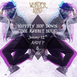 Hippity Hop Down the Rabbit Hole at Wunder Kind