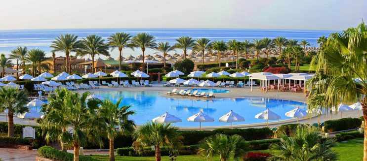 The Baron Sharm El Sheikh: The Epitome of Beachside Luxury on the Red Sea