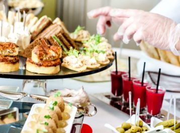 Friday Brunch at Kempinski Nile Hotel