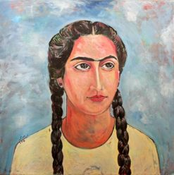'Fayoumi's Portraits' Exhibition at Gallery Misr