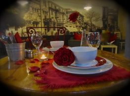 Valentine's Day Dinner at Eish & Malh