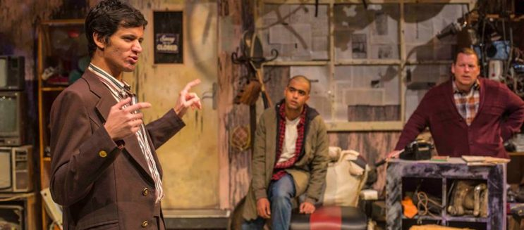 American Buffalo: Theatre X's Low Budget Production Makes Big Impact