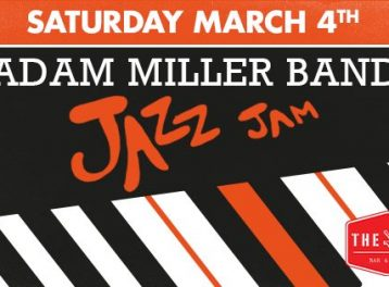 Jam Night with the Adam Miller Band at The Tap Maadi