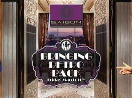 Bringing Retro Back at Saigon Fairmont Nile City