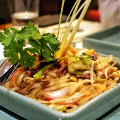 Birdcage: Delicious Degustation Menu at Cairo's Top Thai Restaurant