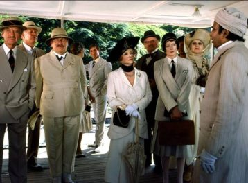 NVIC Cinema: Death on the Nile