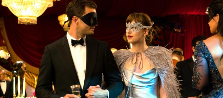 Fifty Shades Darker: Insipid, Flavourless and Just Plain Bad
