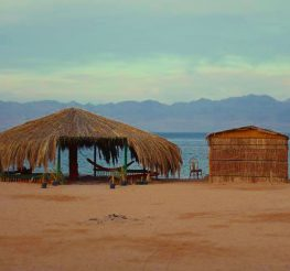 Green Beach: For a Simple Sinai Getaway