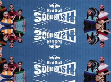 Red Bull Soundclash Egypt 2017 at Dandy Mega Mall