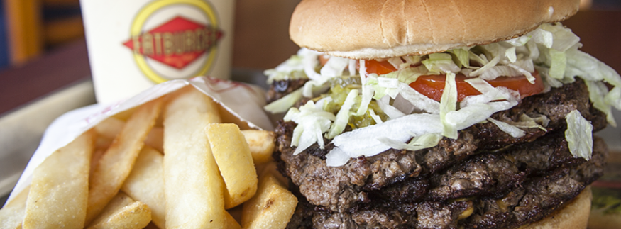 Fatburger: Sitting Somewhere Between Gourmet & Fast-Food