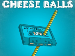 Cheese Balls with Moez & Jack at The Tap Maadi