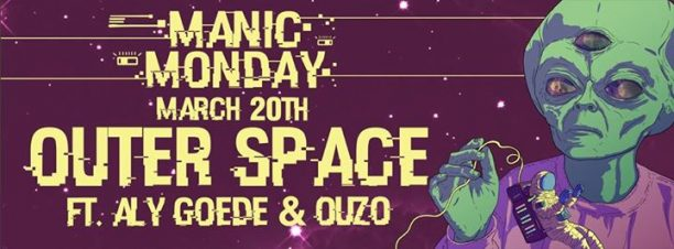 Outer Space ft. Aly Goede & Ouzo at Cairo Jazz Club