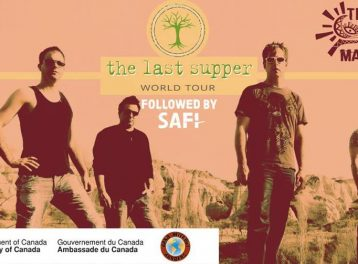 The Last Supper & Safi at  Cairo Jazz Club
