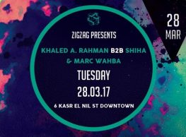 Khaled A. Rahman's 30th Anniversary at Zigzag