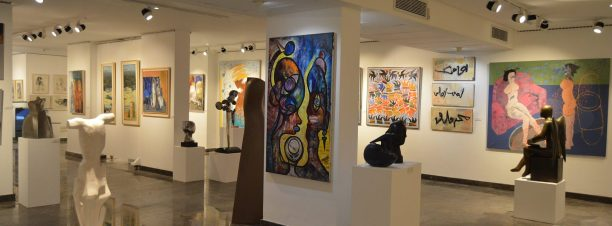 Painting' Exhibition at Dai Art Gallery – Cairo 360 Guide to