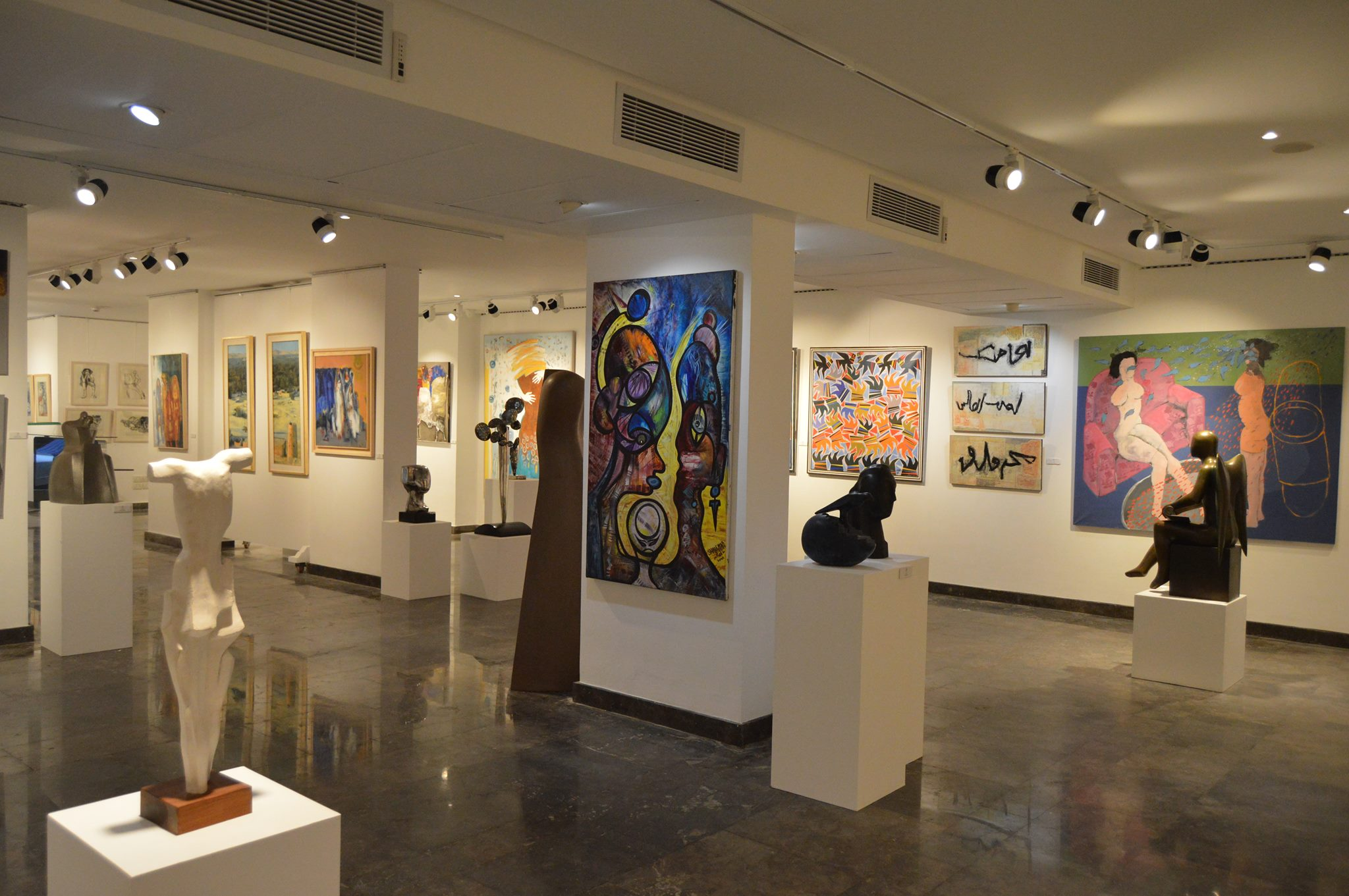 Painting' Exhibition at Dai Art Gallery – Cairo 360 Guide to Cairo, Egypt