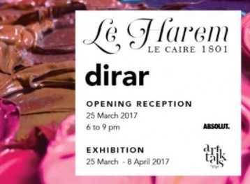 'Le Harem' Exhibition at Art Talks Gallery