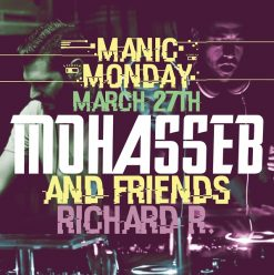 Mohasseb & Friends ft. Richard R. at Cairo Jazz Club