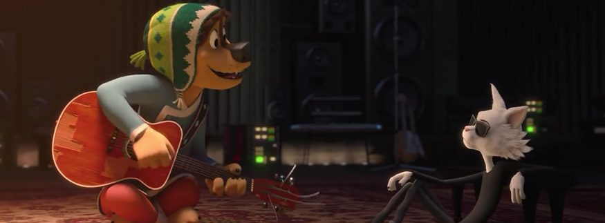 Rock Dog: Bland Animation Has No New Tricks