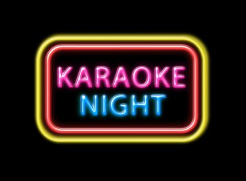 Saturday Karaoke at Cheers