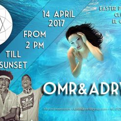 Easter Party ft. OMR & Adry at Club 88