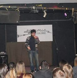 Alexandros Mouratidis Stand-Up Comedy Show at 3elbt Alwan