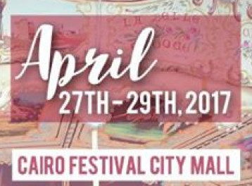 Cairo Fashion Festival: Season 8 at Cairo Festival City