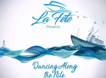 La Fete's Dancing Along the Nile at Diamond Boat