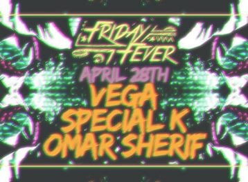 Vega, Special K & Omar Sherif at Cairo Jazz Club
