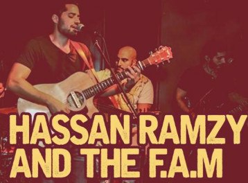 Hassan Ramzy & The F.A.M at Cairo Jazz Club