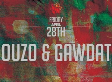 Club Night ft. Ouzo & Gawdat at Zigzag